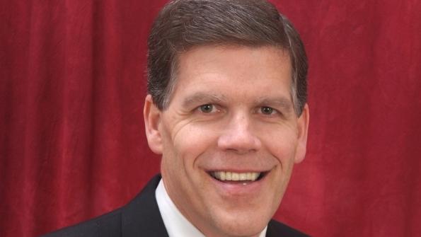 Cosentry CEO Brad Hokamp