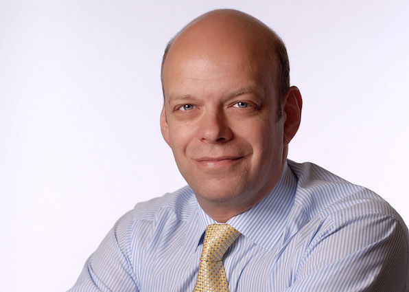 LogicNow General Manager Dr Alistair Forbes