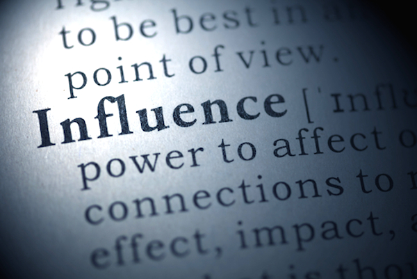 Who do you believe are the top influencers in the channel