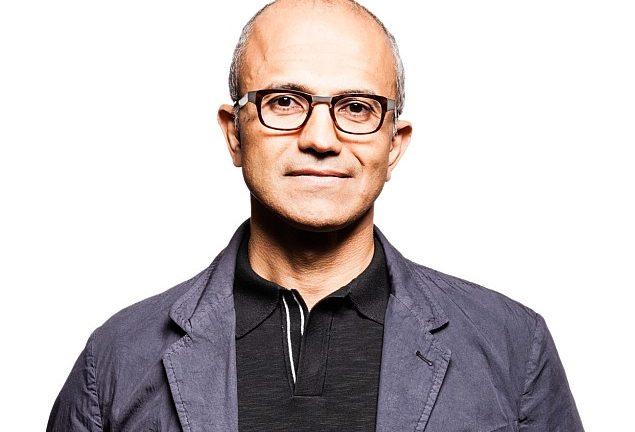 Satya Nadella president and CEO of Microsoft