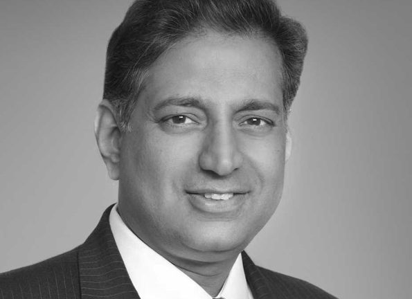 New VMware CIO Bask Iyer