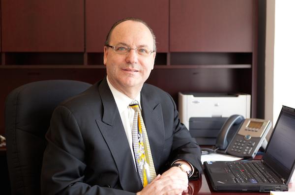 FalconStor Software CEO Gary Quinn