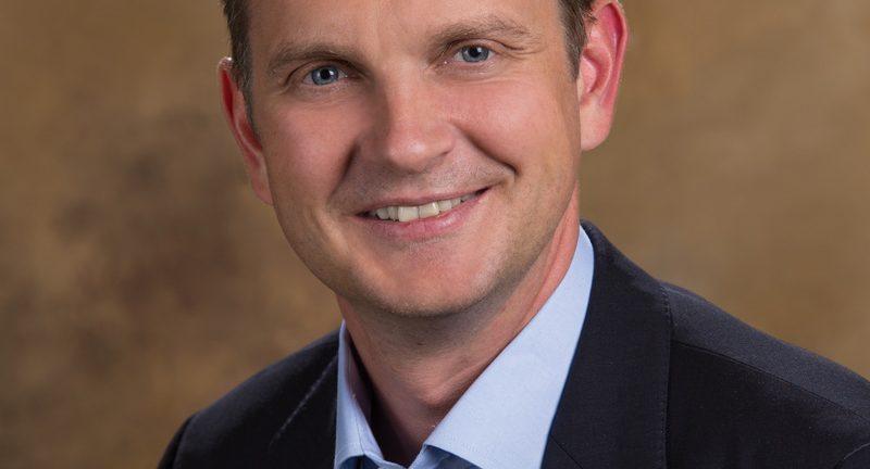 Newly appointed Huddle CEO Morten Broslashgger