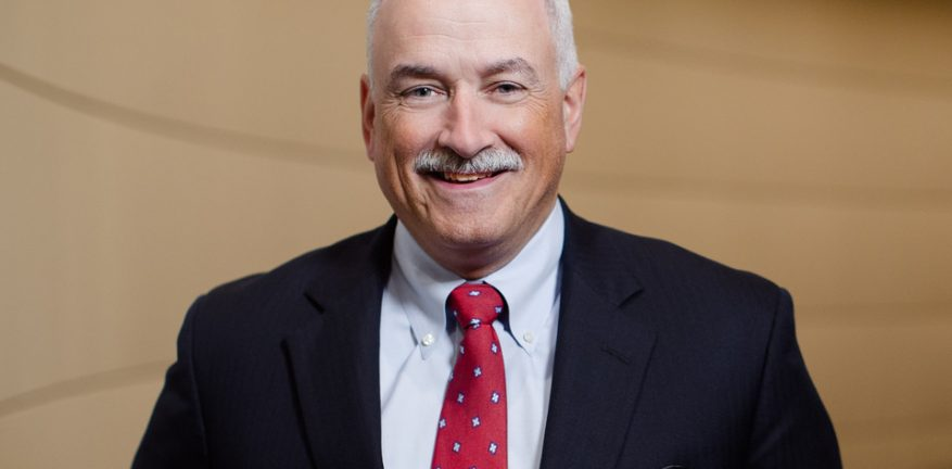Robert LeBlanc senior vice president for IBM Cloud