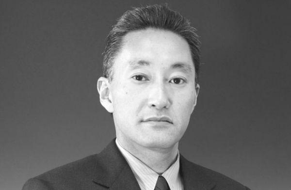 Kazuo Hirai Sony chief executive