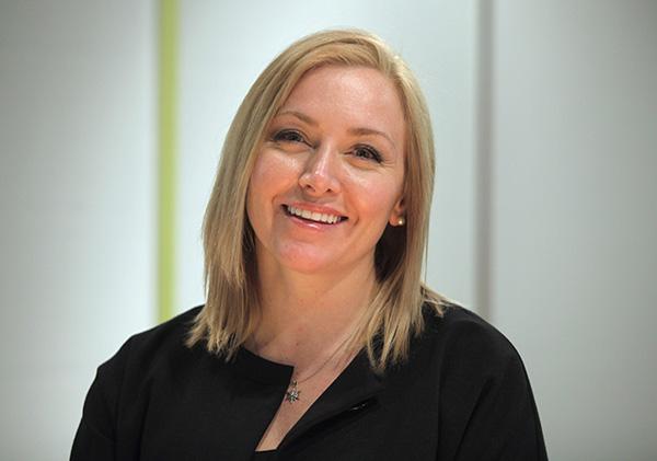 Good Technology CEO Christy Wyatt