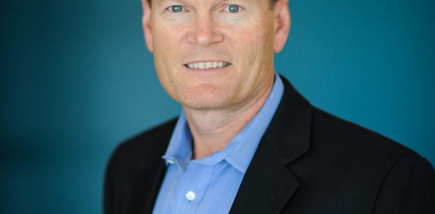 Jeff Nollette global vice president of Channel Sales