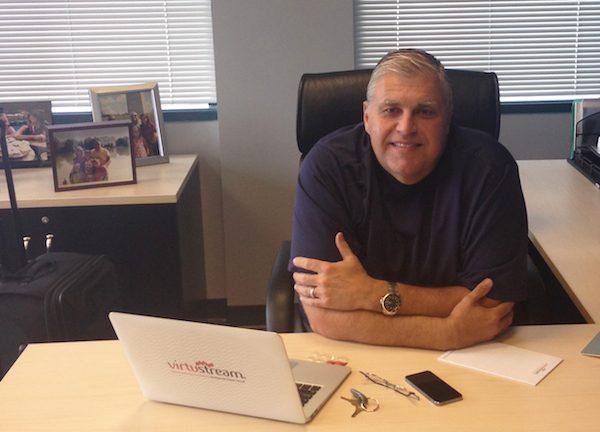 Virtustream CEO Rodney Rogers
