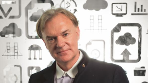 Apttus CEO Kirk Krappe