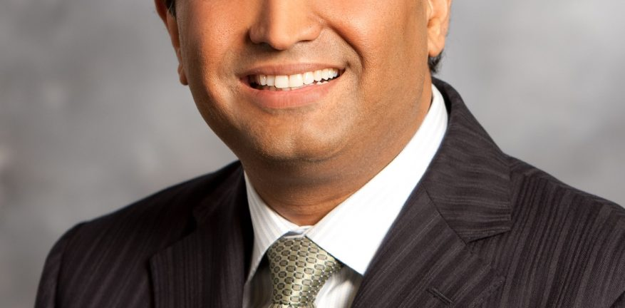 Suraj Shetty vice president of marketing for the Cisco Service Provider Group