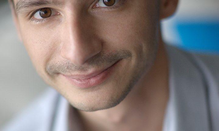 Kyup CEO Tenko Nikolov