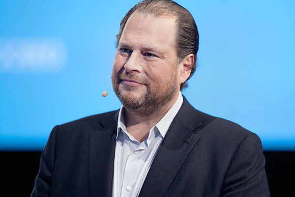 Salesforcecom CEO Marc Benioff