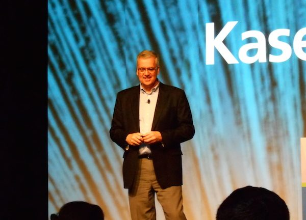 Don LeClair Kaseya39s executive vice president of product management
