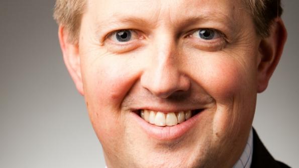 Ted Husly VP of marketing at eFolder