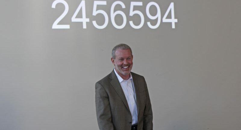 Scott Souder program director and senior product manager for IBM Verse