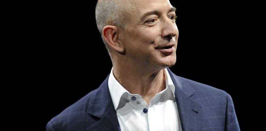 Amazoncom39s CEO Jeff Bezos