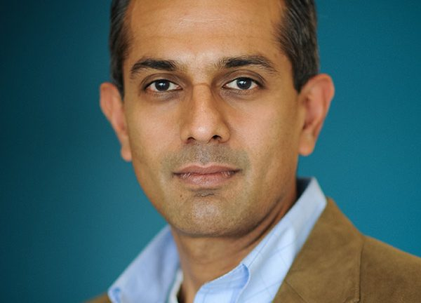 Rajesh Ram vice president of product management for Egnyte