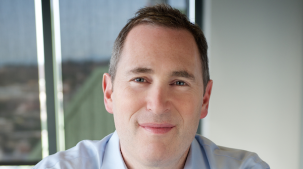 Amazon Web Services Senior Vice President Andy Jassy