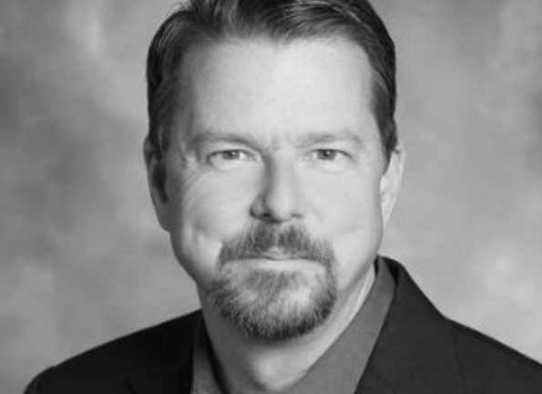 Bob Johnson vice president of HP Networking Americas