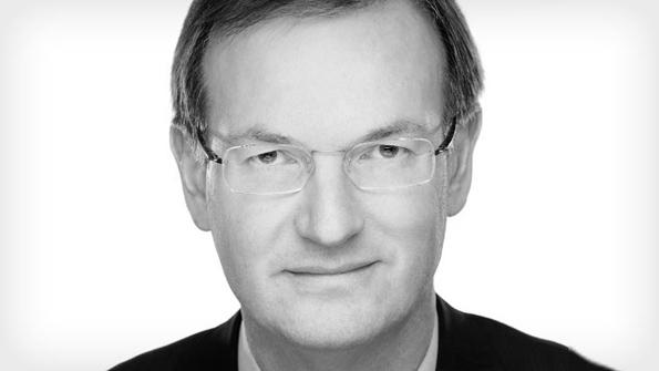 David Goulden CEO EMC