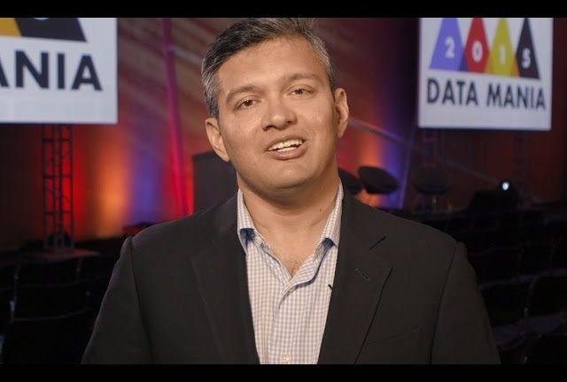 Ash Kulkarni senior vice president and general manager for Informatica Cloud