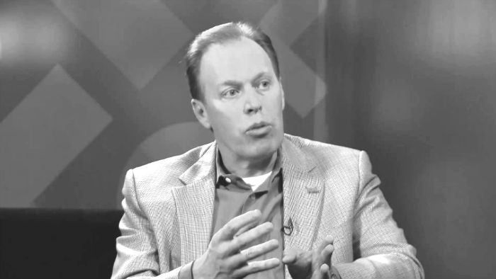 Joe Mertens Sirius chief executive