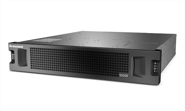 The Lenovo Storage S2200