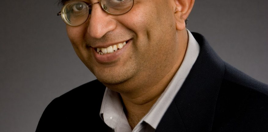 Raghu Raghuram executive vice president and general manager for the softwaredefined data center at VMware