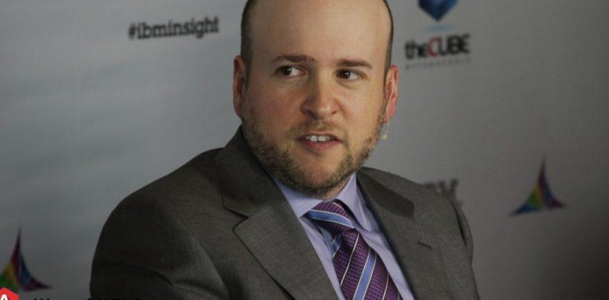 Marc Altshuller vice president of Watson Analytics