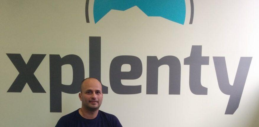 Xplenty founder and CEO Yaniv Mor