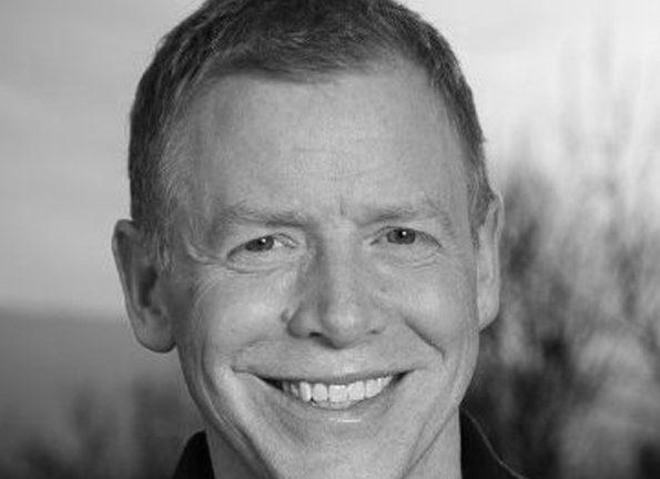 Scott Dietzen CEO of Pure Storage