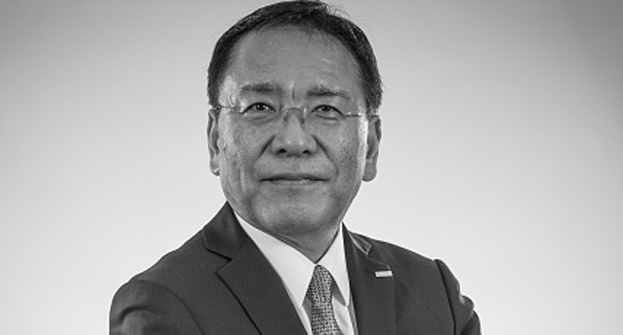 Tetsuya Shoji president and CEO of NTT Com