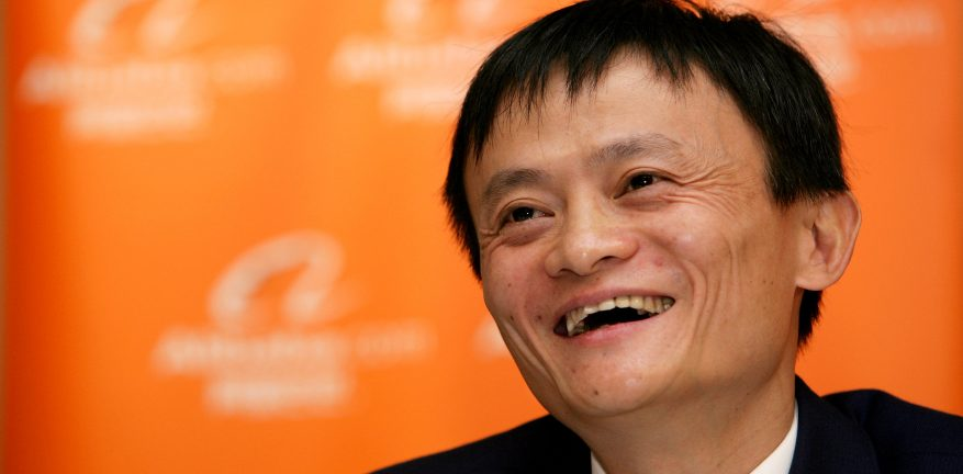Alibaba Group founder and chairman Jack Ma