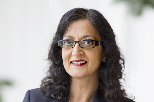 Ericsson Chief Strategy Officer Rima Qureshi