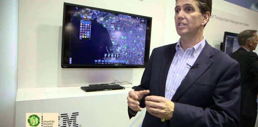 Stephen Russo director of law enforcement solutions for IBM