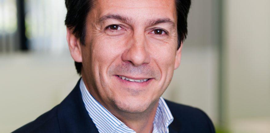 Joseacute Duarte CEO of Unit4