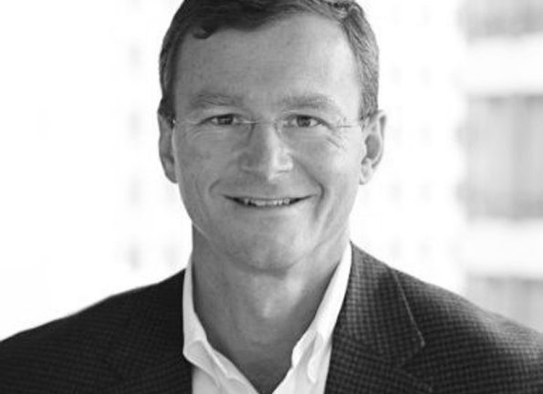Darc Rasmussen CEO of IR