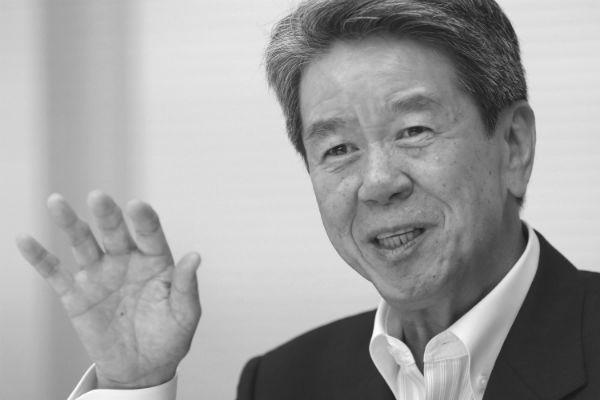 Hisao Tanaka Toshiba CEO