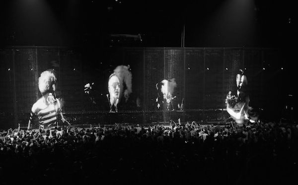 U2 Finds What It's Looking For in EMC Storage