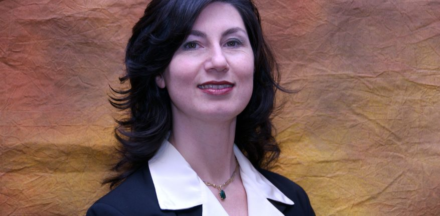 Berna Devrim director of EMC cloud solutions marketing