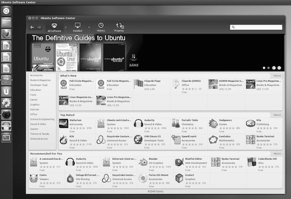 Canonical Kills Desktop Ubuntu Software Center, Focuses on Mobile Apps