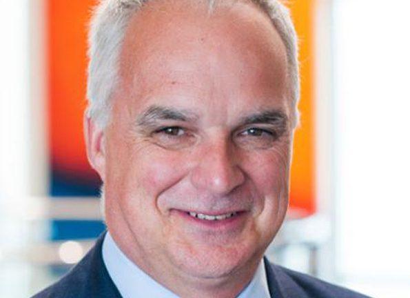 Alan Laing executive vice president of Global Strategic Partnerships and Alliances at Sage