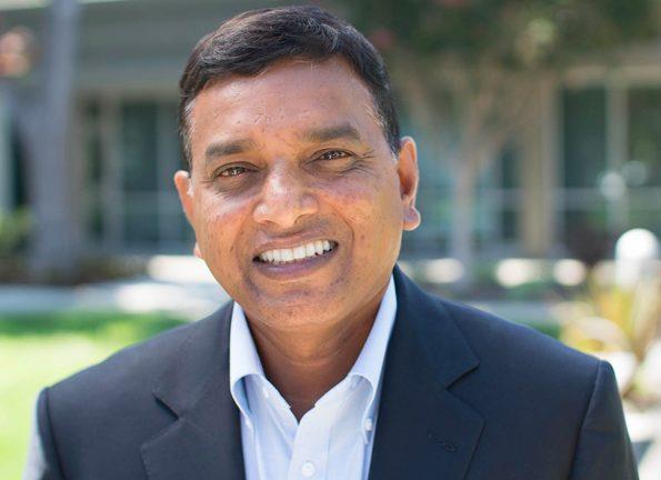 Krish Ramakrishnan CEO of Blue Jeans Network