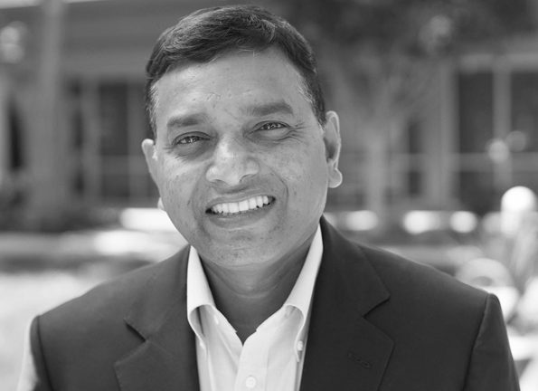 Krish Ramakrishnan CEO of Blue Jeans Network