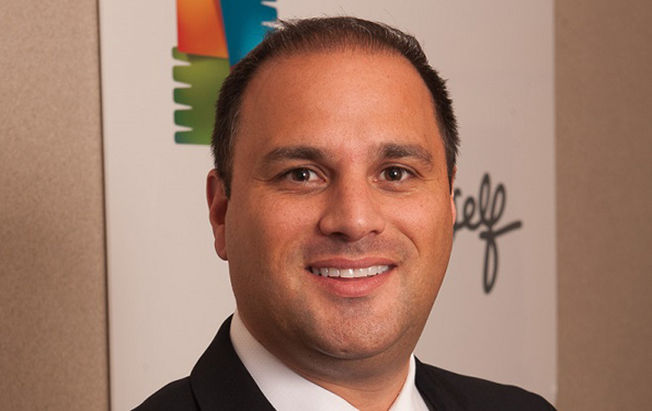 Marco LaVecchia vice president of Channel Sales Americas at AVG Technologies