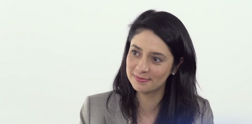 Samantha Madrid head of network security product marketing for Palo Alto Networks