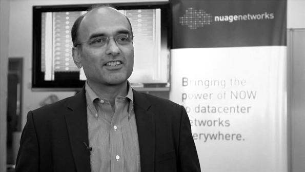 Sunil Khandekar founder and chief executive officer of Nuage Networks