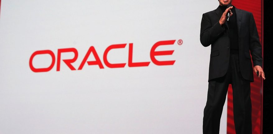 Oracle says the cloud is its quottop priorityquot