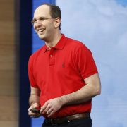 Scott Guthrie EVP of the cloud and enterprise group at Microsoft
