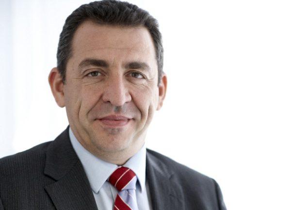 Ericsson Chief Intellectual Property Officer Kasim Alfalahi